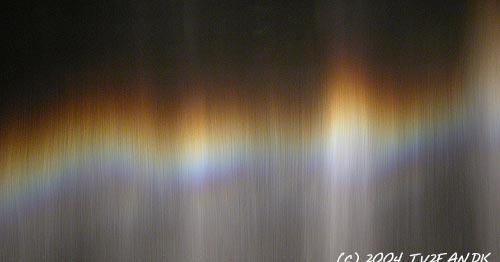 Olafur Eliasson - Beauty - Wat waternevel en een lamp al niet kunnen doen