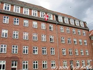 Denemarken door het dolle