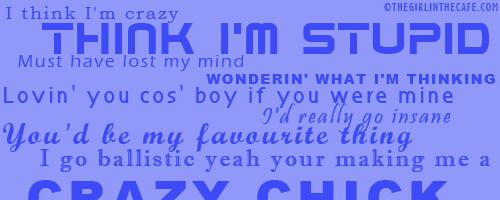 Crazy Chick