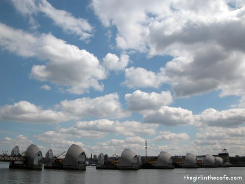 Thames Barrier, London