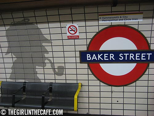 Baker Street, London