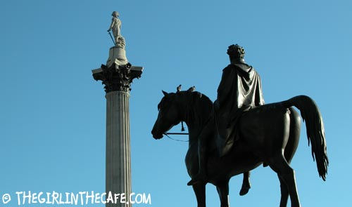 Nelson and Horse