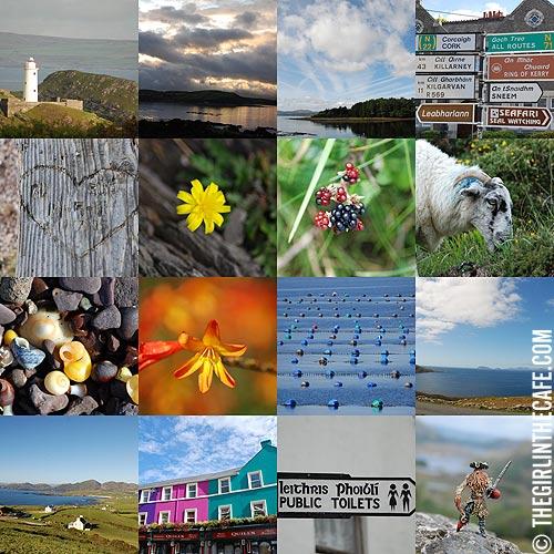 Snapshots of Ireland