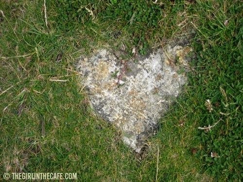 Love, actually in the grassl