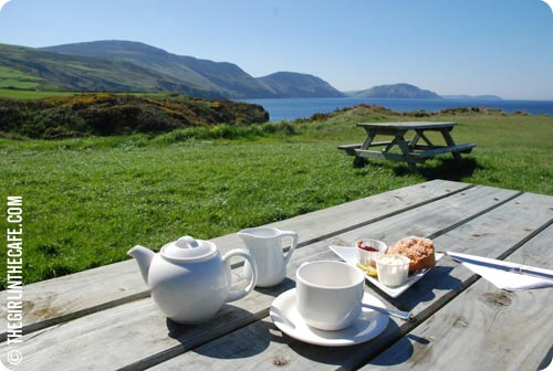 Tea on the Isle of Man