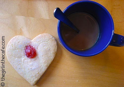 I heart shortbread