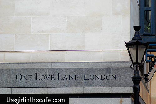 One Love Lane, London