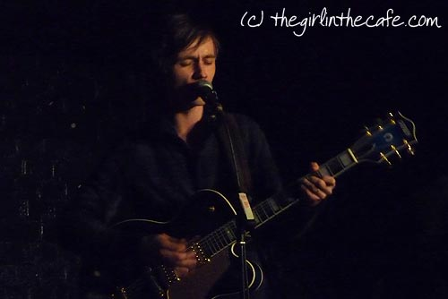 Sondre Lerche in The Slaughtered Lamb