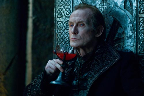 Bill Nighy - Viktor in Underworld: Rise of the Lycans